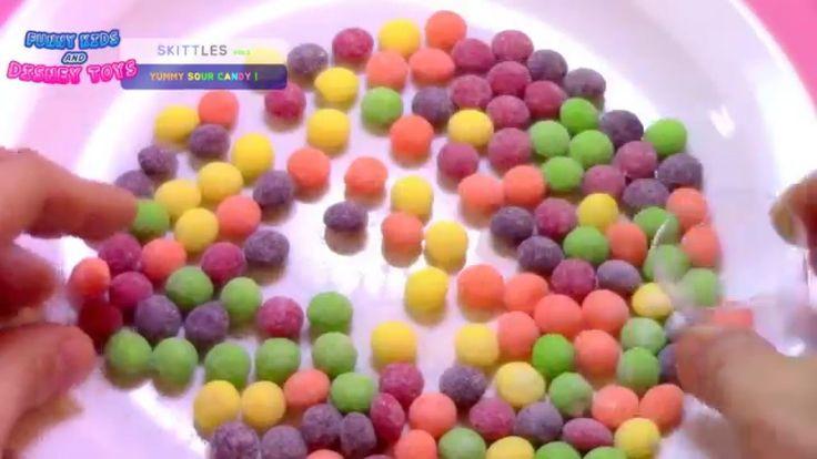 아이셔 스키틀즈!!보기만해도 셔요 11탄 ! Skittles vol.11 Count Togther with Music Video ...