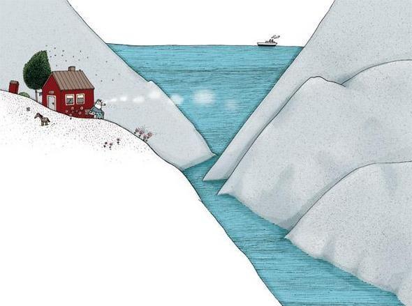 Ina Hattenhauer - professional children's illustrator, view portfolio