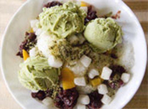 How to Make Patbingsu (Korean Shaved Ice)