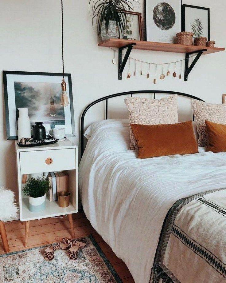 20+ Woollen Throw Bedroom Ideas #bedroomideas #bedroomdecor #bedroomdesign – c…