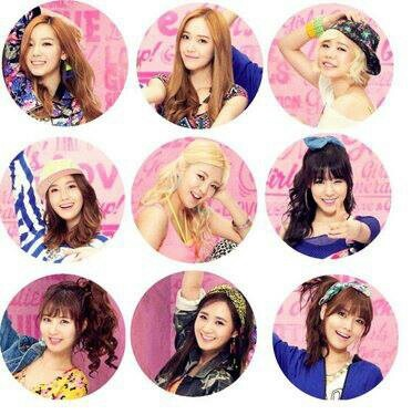 Girls Generation is like my all time favorite kpop band!What about you?