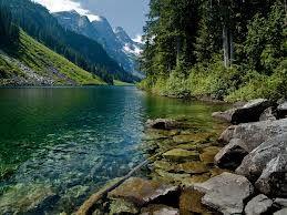Hermosos lagos del sur