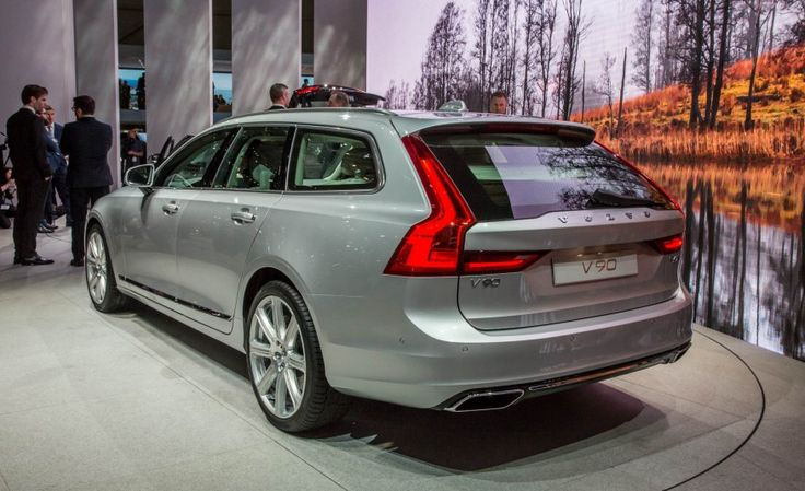 View 2017 Volvo V90: Arguably the World's Most Elegant Wagon Photos from Car and Driver. Find high-resolution car images in our photo-gallery archive.