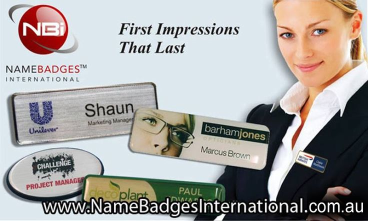 Are you celebrating a special occasion soon? Why not try Name Badges International for your commemorative #namebadges?
