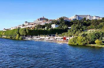 Rio Mondego em Coimbra - Coimbra