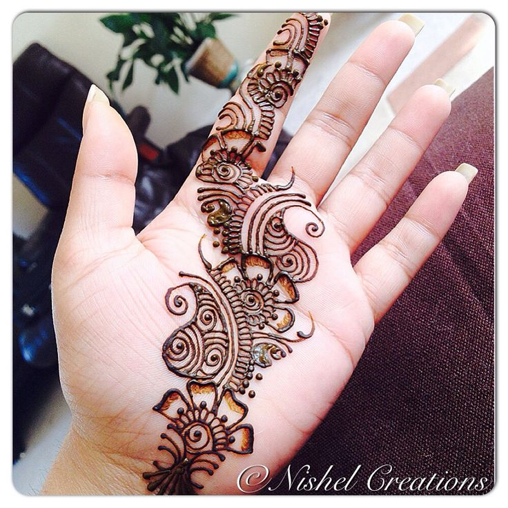 Mehndi Designs Arabic Simple And Easy : Excellent henna simple tulisan arab makedes