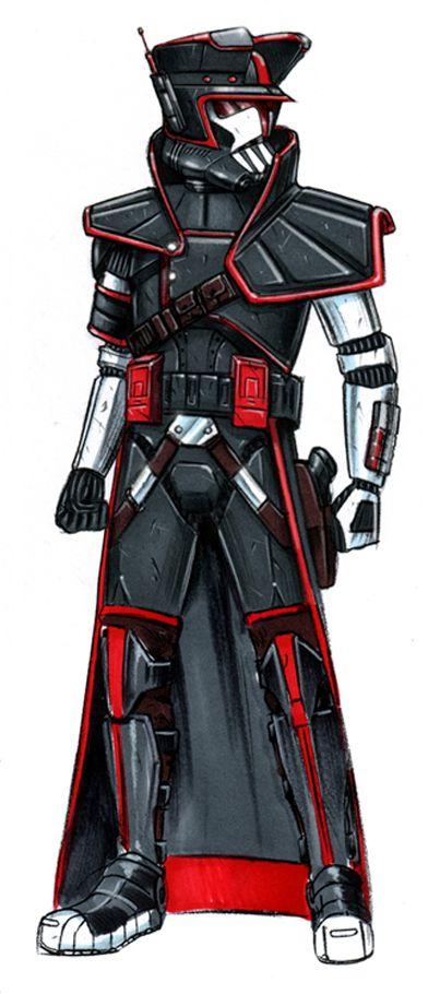 how to make clone armor