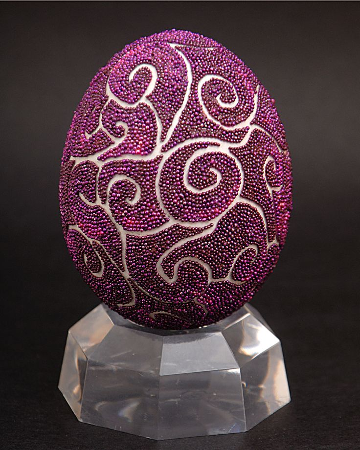 24 Best Images About Beaded Eggs On Pinterest Sister Day