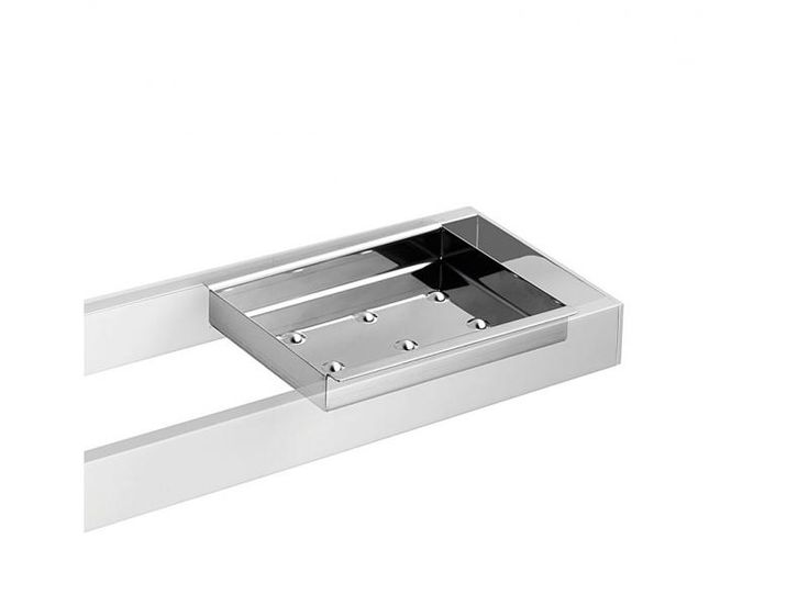 #Lineabeta #Skuara soap holder 52802.29   #Modern #Stainless steel   on #bathroom39.com at 17 Euro/pc   #accessories #bathroom #complements #items #gadget