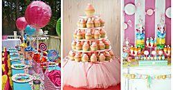 Ideas decorativas para cumpleaños infantiles muy especiales