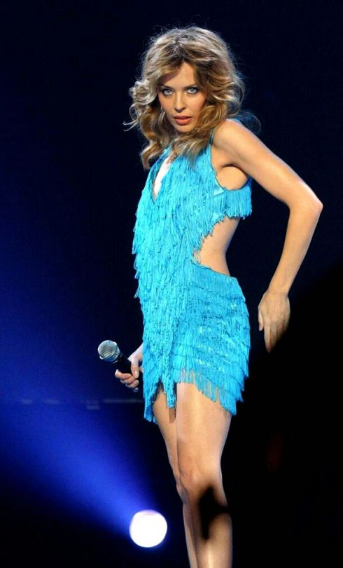 People: KYLIE MINOGUE