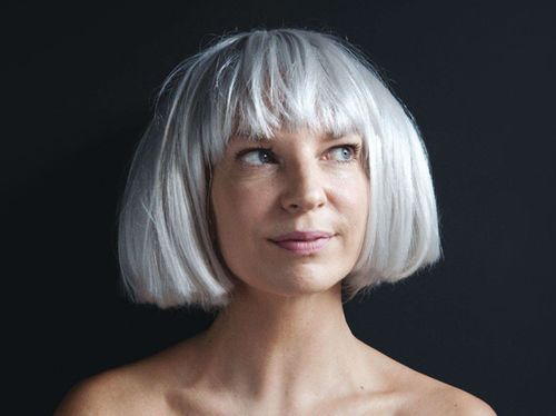 (3) sia furler  love her and totally understand her reluctance to show her face - not because it's inferior in any way, but our society's obsession with celebrity/being famous - you can sound like shit, but damn, if you look good... woo hoo. oh yeah and then the public has license to rip you to shreds for every little move you make