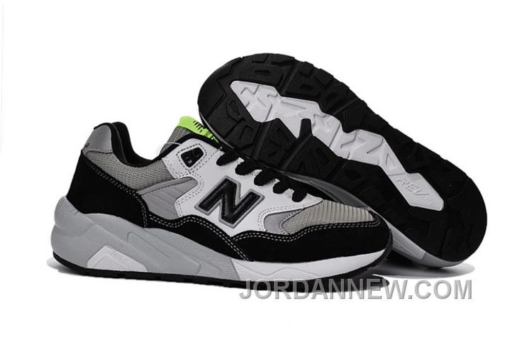 http://www.jordannew.com/new-balance-580-women-grey-black-discount.html NEW BALANCE 580 WOMEN GREY BLACK DISCOUNT Only $58.00 , Free Shipping!