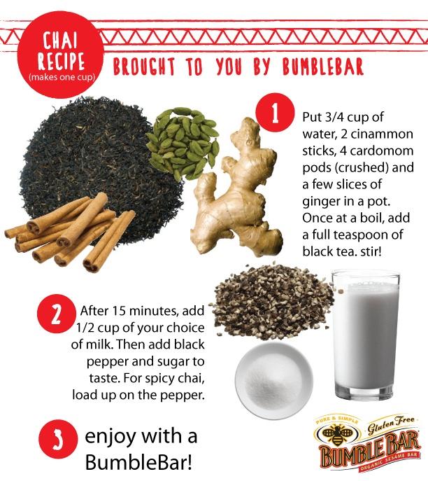 Authentic Chai Tea Recipe