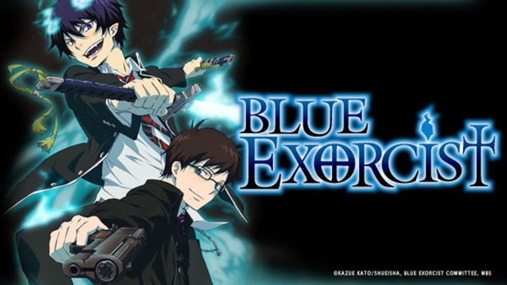 Manga and Anime maniac: Blue Exorcist Anime. New blog post check it out.