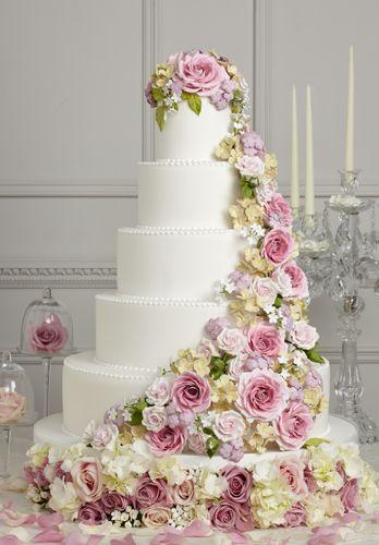 10 vintage wedding cakes
