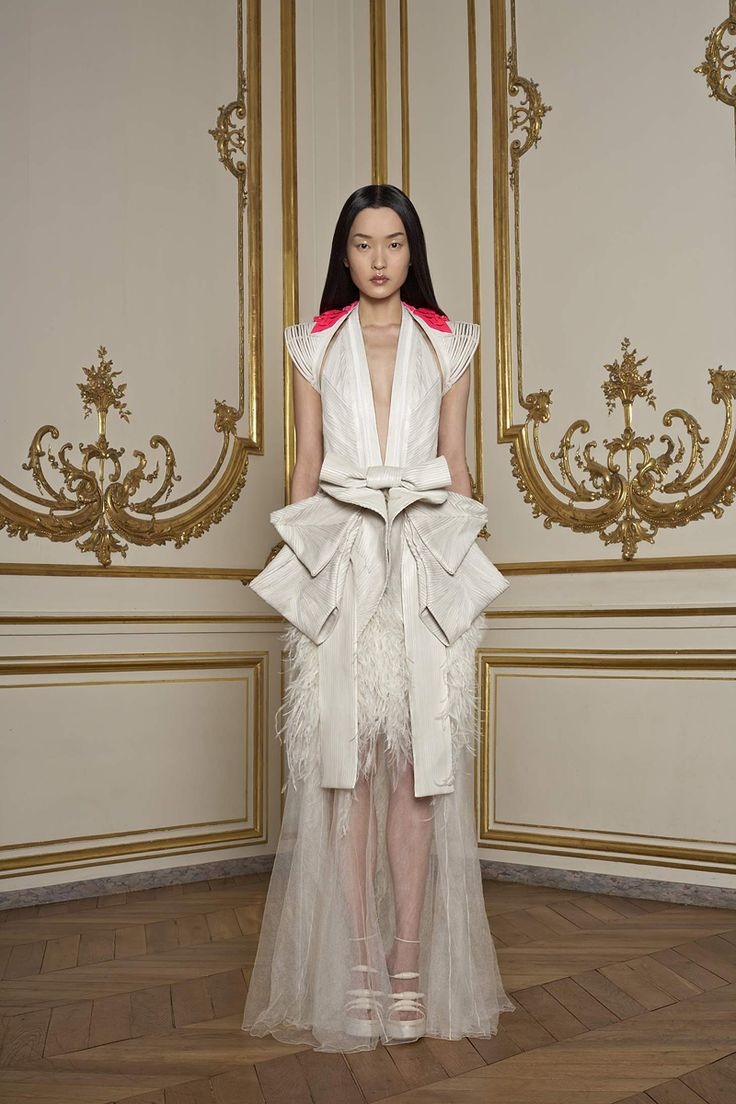 givenchy couture spring 2011