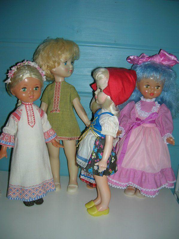 """Фабрика """"Ленигрушка"""" / Куклы и игрушки нашего детства / Бэйбики. Куклы фото…"""