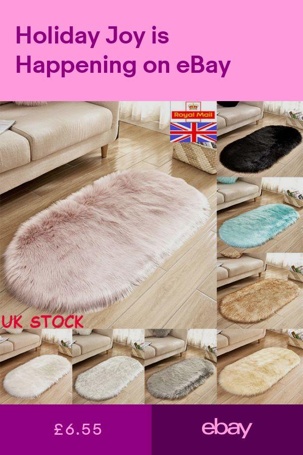 Hides Skins & Faux Fur Rugs Home Furniture & DIY #ebay ...