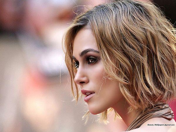 kiera knightley short hair | keira short hairstyle 25 Beautiful Keira Knightley Hairstyles