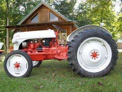 1953 Ford 8N - N - 1953 Ford 8N