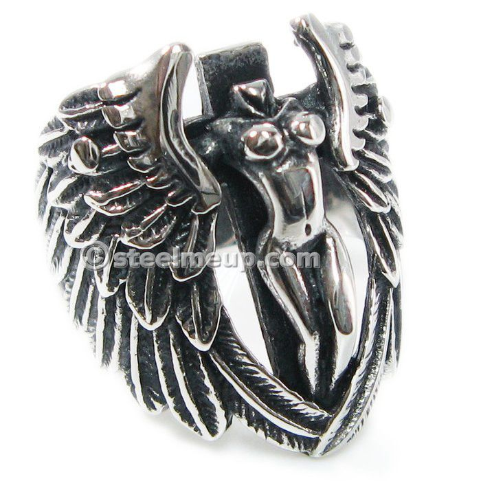 29 best Rings images on Pinterest Biker rings Bikers and Ring sizes