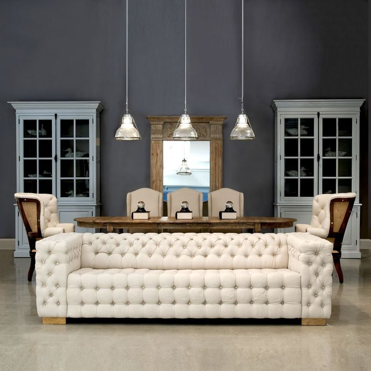 Best 10+ Long sofa ideas on Pinterest | Cushions for couch, Scandinavian  furniture sets and Build a couch