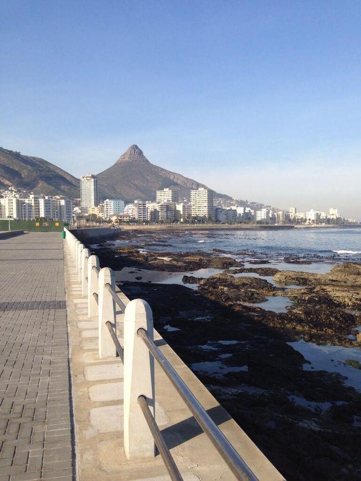 Seapoint Promenade, Cape Town