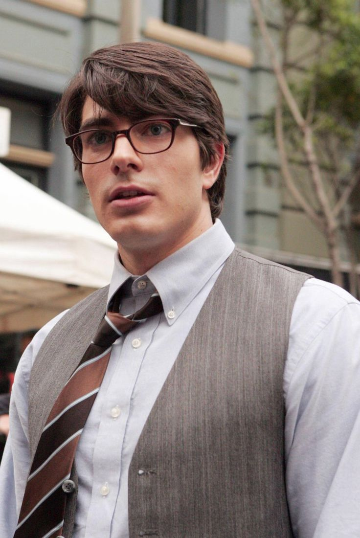 Brandon Routh - Clark Kent TEHE
