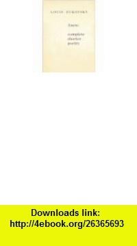 Complete Short Poetry (9780801841033) Louis Zukofsky, Robert Creeley , ISBN-10: 0801841038  , ISBN-13: 978-0801841033 ,  , tutorials , pdf , ebook , torrent , downloads , rapidshare , filesonic , hotfile , megaupload , fileserve