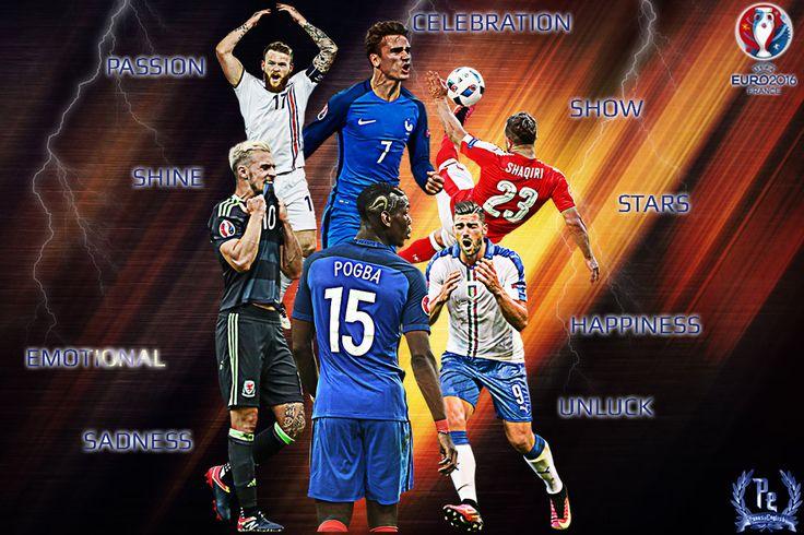 Euro 2016 by PanosEnglish.deviantart.com on @DeviantArt