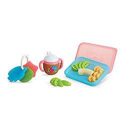 American Girl® Accessories: Beach Snack Set