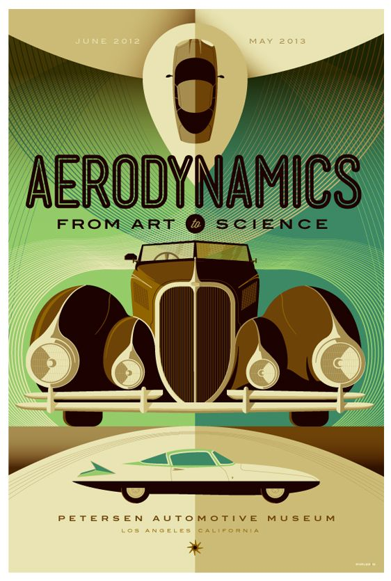 aerodynamics poster by *strongstuff