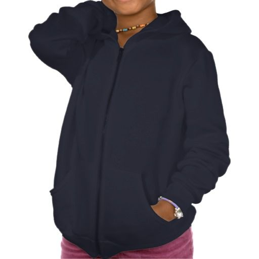 I Am Everything I Want To Be Hoodies