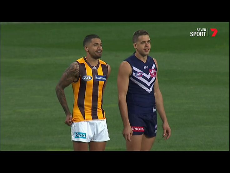 The Hill brothers love this pic so much...last night ( 25 of Sept 2015) good game Freo next year we'll make it to the finals and win it xx
