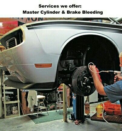 BRAKE SYSTEMS, AXLE SERVICE/REPLACEMENT, WHEELS, & TIRES⠀ ⠀ ⠀ Brake Replacement ⠀ Brake Calipers & Wheel Cylinders⠀ Master Cylinder & Brake Bleeding⠀ Power Brake Boosters⠀ Hydro-Vac Units ⠀ ABS Diagnosis & Repair⠀ Brake Fluid Flushing⠀ Emergency Brake Repairs⠀ Machine Service ⠀ Wheel Bearing Replacement & Repack⠀ Front & Rear CV (constant velocity) Axle Service & Boot Service⠀ Differential Repairs ⠀ Drive-Shaft Service⠀ Suspension Inspection & Service⠀ Wheel Alignment⠀ Tire Rotation Service⠀
