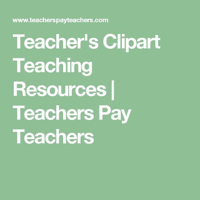 clip art teaching resources teachers pay teachers - 640×640