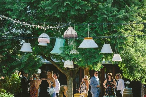 Hanging lampshades - how adorable | LiFe Photography