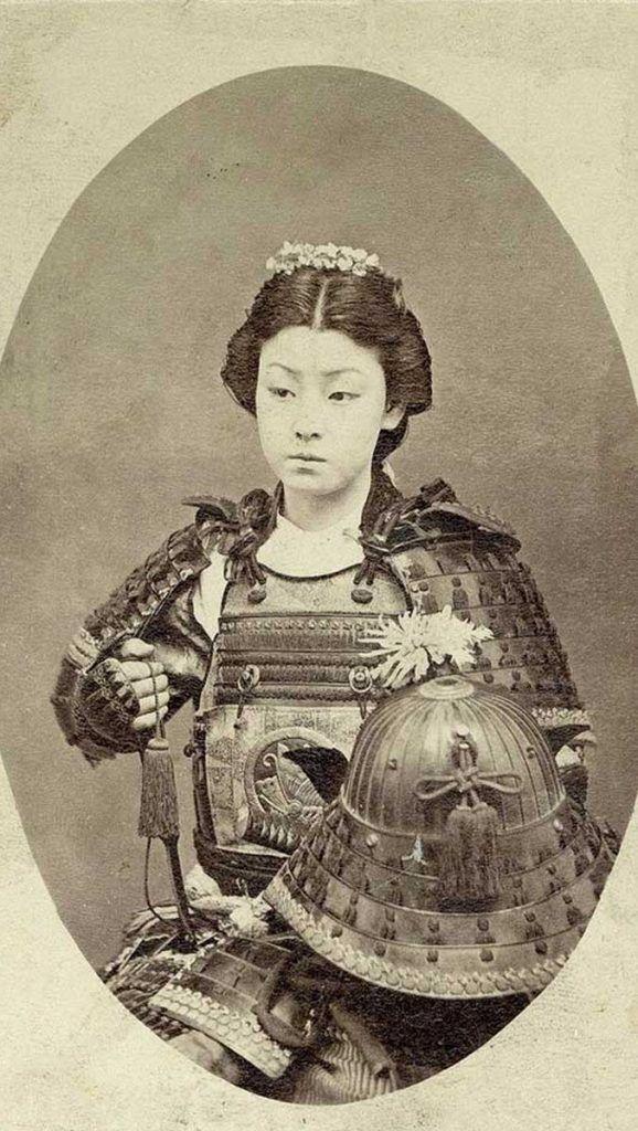 Female Samurai Warriors Immortalized in 19th Century Japanese Photos   Open Culture