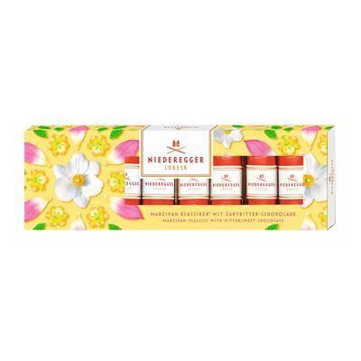 Niederegger Lubeck Marzipan Classics with Bittersweet Chocolate