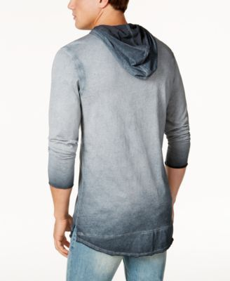 American Rag Men's Fall Layer Hoodie, Created for Macy's - Green 2XL
