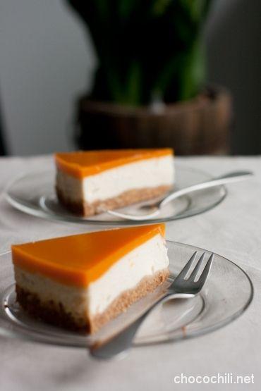 Vegaaninen juustokakku - Chocochili