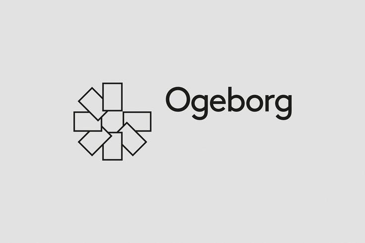 Logo designed by Kurppa Hosk for high-quality carpet manufacturer Ogeborg