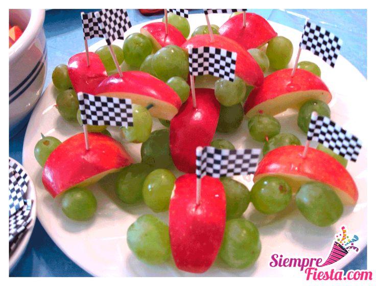 34 best fiesta de cars disney images on pinterest e - Ideas para fiestas infantiles ...