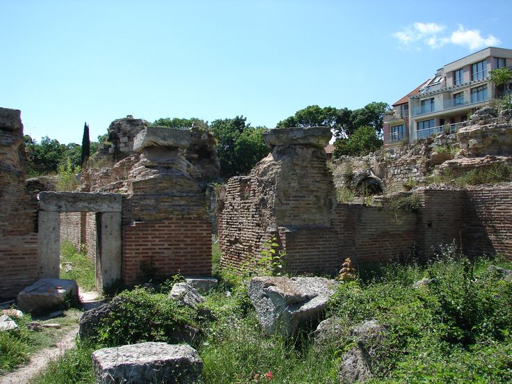 Римские термы чудеса болгарии