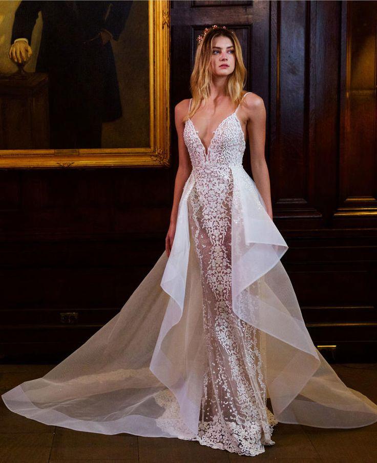 Berta Bridal Fall/Winter 2016 | https://www.theknot.com/content/berta-bridal-wedding-dresses-bridal-fashion-week-fall-winter-2016