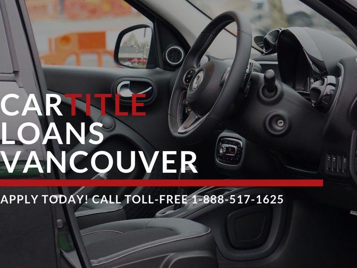 Financial Crisis? Borrow Easy money against your vehicle