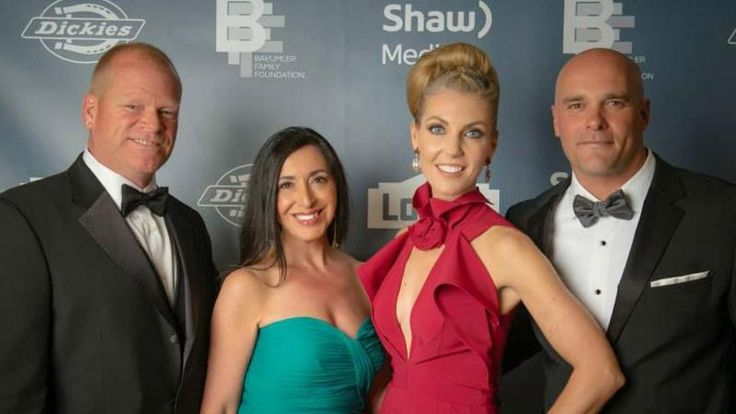 HOSS magazine hits the red carpet for the Beaumler Family Foundation Red Carpet gala.
