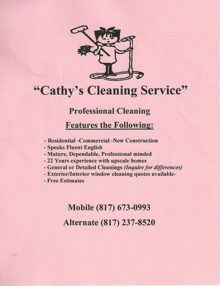 Best 25+ Cleaning service flyer ideas on Pinterest Cleaning - house cleaning flyer template