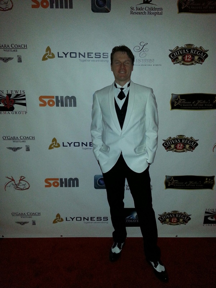 Mission Tux Shop... honor to be part of the Oscars '13.  Come & check us out....  #oscars2013